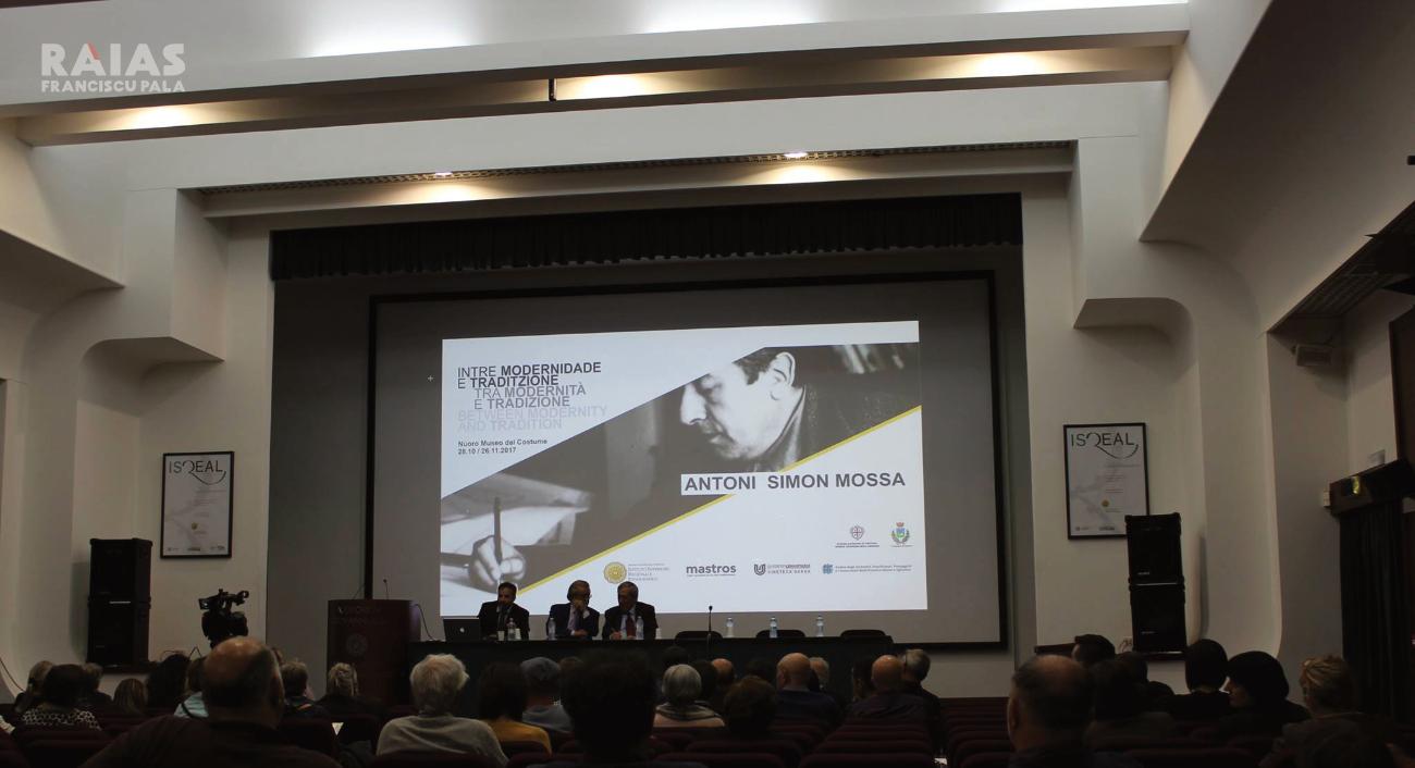 Convegno di inaugurazione della mostra - Foto Mastros