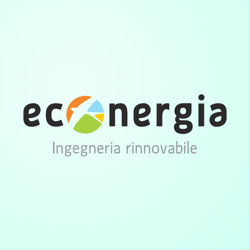 Logo di Econergia, ingegneria rinnovabile