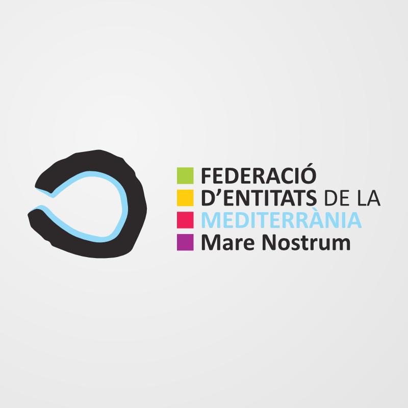 Logo dell'associazione internazionale FEM, Catalunya