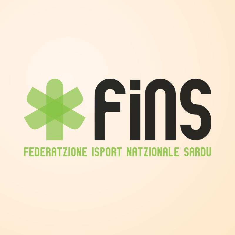 Logo di FINS, federazione sport nazionale sardo