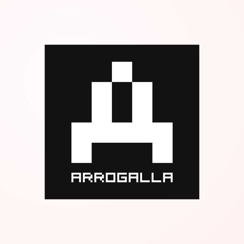 Logo per Arrogalla, Frantziscu Medda