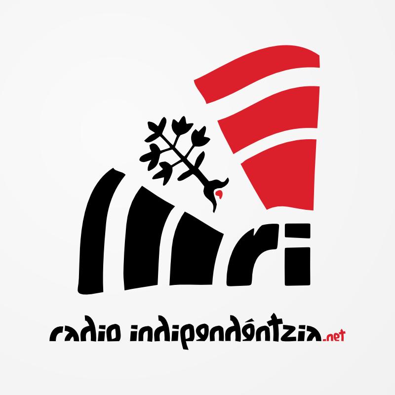 Logo Radio Indipendèntzia, iRS