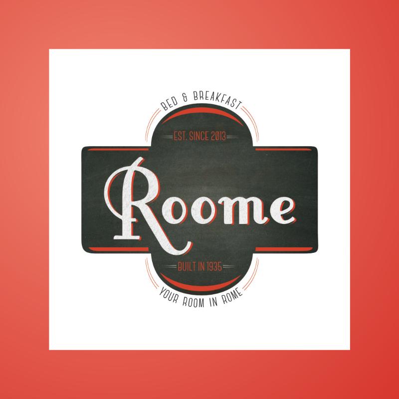 Logo BnB Roma, B&B