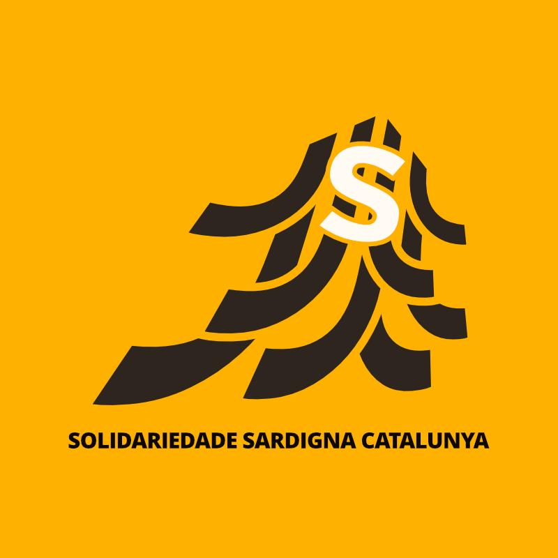 Logo per il comitato spontaneo di solidarietà Sardegna-Catalogna, Catalunya