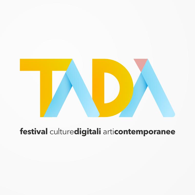 Logo per il festival Tadà, culture digitali e arti contemporanee, Tadasuni